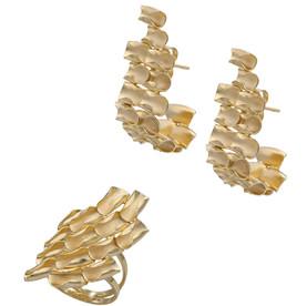 1572 ring $26,25 / 7692 earrings $29,38