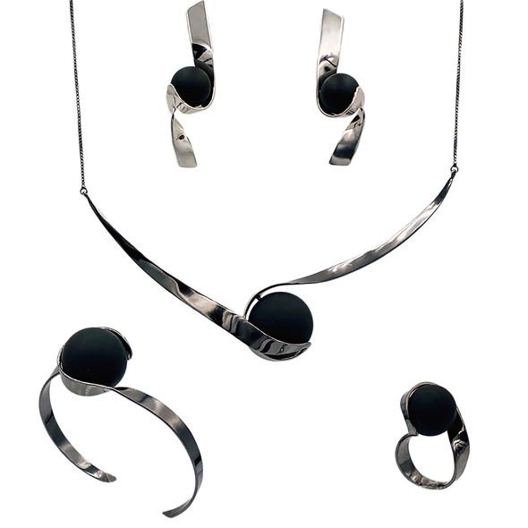 4499 bracelet $24,38 / 3893 necklace $30,38 / 1562 ring $21,00 / 7623 earrings $16,63