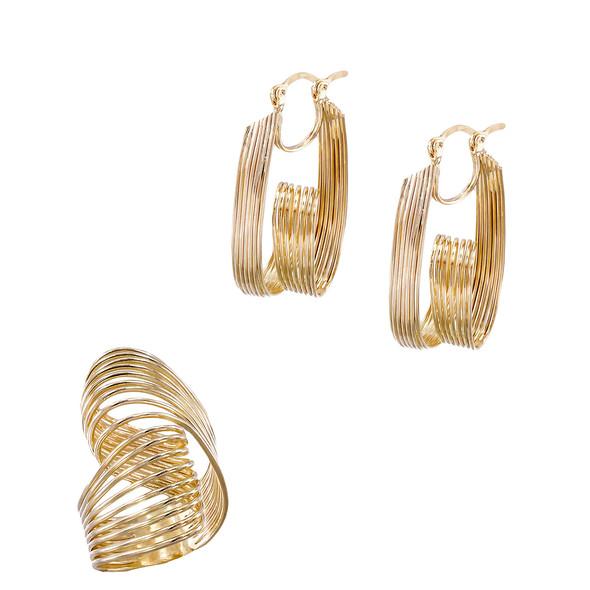 1529 ring $18,75 / 7593 earrings $19,12