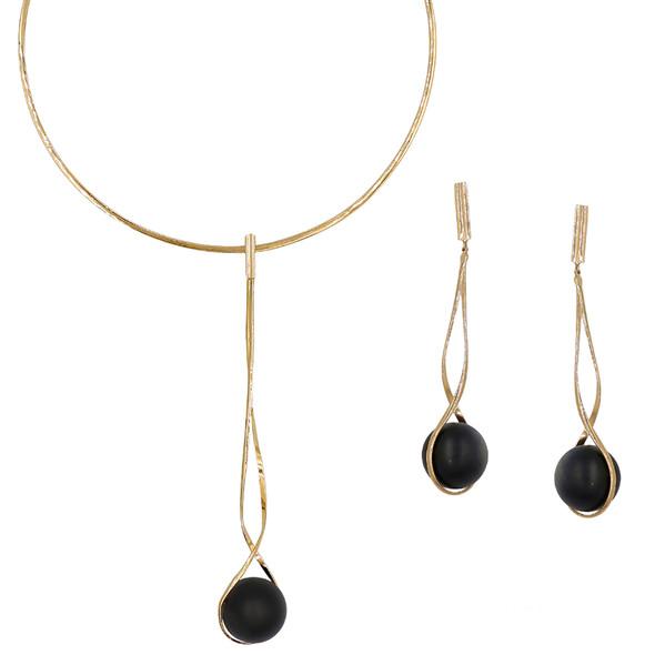 7624 earrings $17,63 / 3896 necklace $28,50