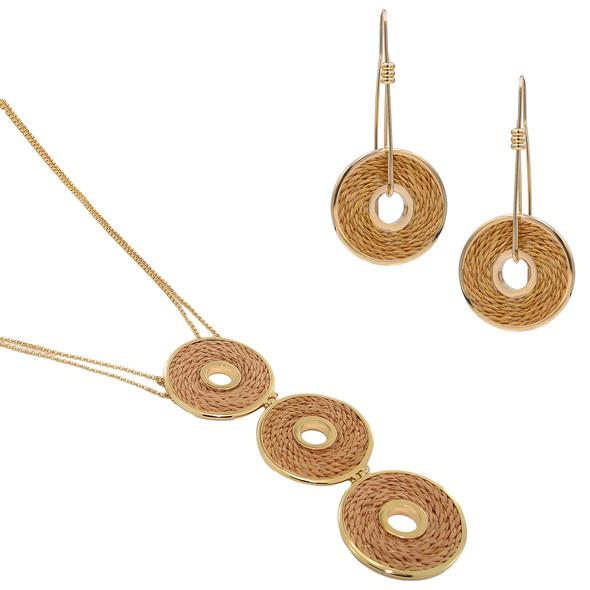3503 necklace $39,00 / 2878 earrings $24,38