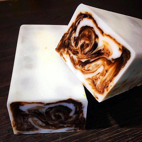 Натуральное мыло с Кокосовым маслом