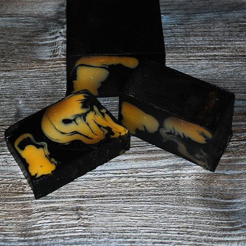 Натуральное мыло с эфирным маслом Кофейных зёрен