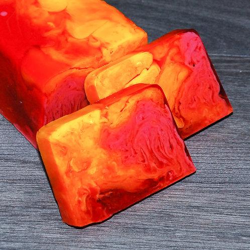 Натуральное мыло с эфирным маслом Грейпфрута