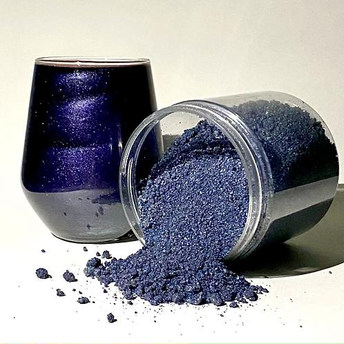 Шиммер для ванны «Черная смородина», 500 г
