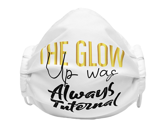 The Glow Up Face Mask
