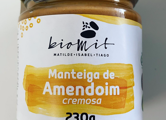 Manteiga de Amendoim . 1 unid