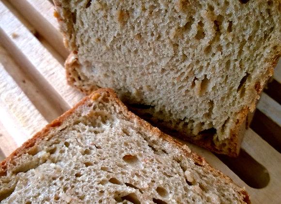 Pão de Centeio de Mafra . 1 unid
