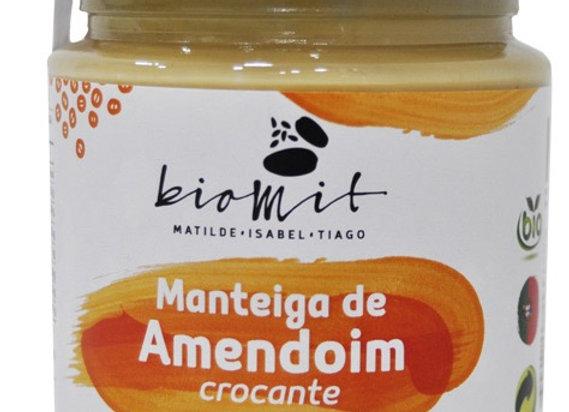 Manteiga de amendoim crocante . 1 unid