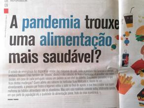 No Jornal de Negócios