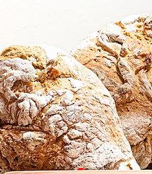 Pão de Centeio da Serra da Estrela . 1 unid