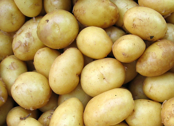 Batata miúda . 1 kg