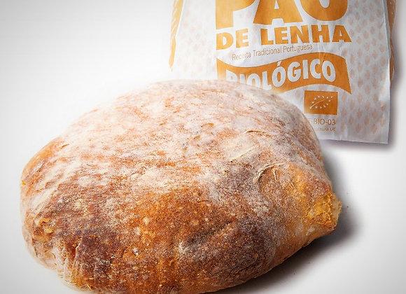 Pão de Espelta Bio . 1 unid