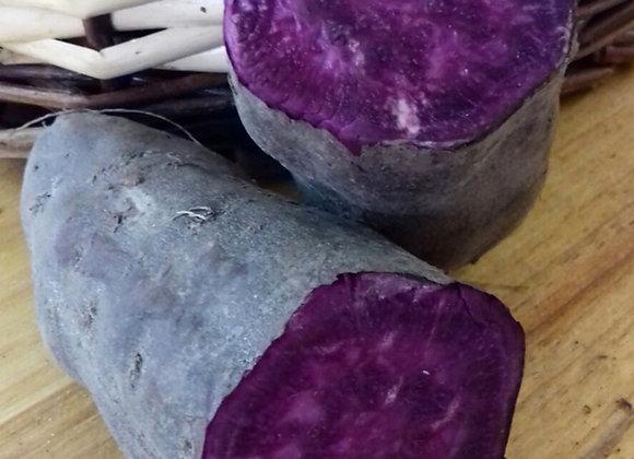 Batata-doce Roxa . 1 kg