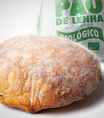 Pão de Trigo Bio . 1 unid