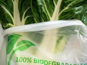 Sacos biodegradáveis - pelo 🌍