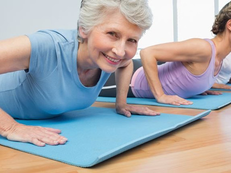 Pilates na terceira idade combate doenças e melhora condicionamento
