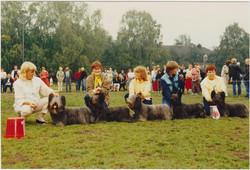 Finnsky breedergroup 1985 BIS 1