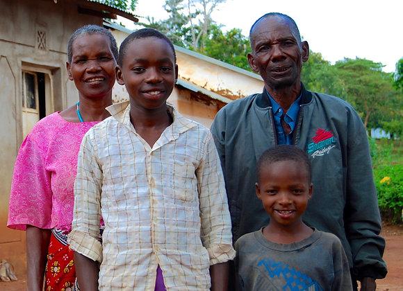 Jemimah, Kimanzi, Gabriel & Mutua