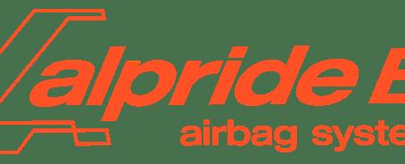 2019 - New Sponsor: ALPRIDE AIRBAGS