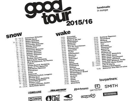 >> Good Tour 2015/16  <<