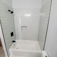 Sophie and Curtis Bathrooms Project Angle 3