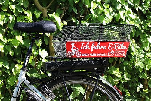 E-Bike Mobilität im Alter
