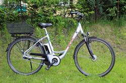 Fahrradverleih E-Bike