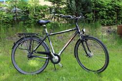 Fahrradverleih Leihrad Herren