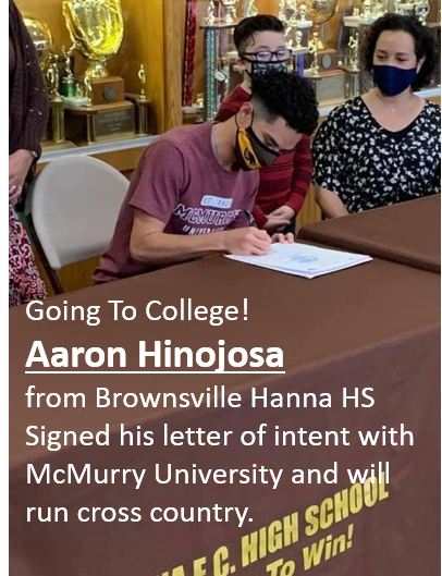 Aaron Hinojosa