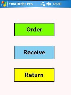 Mini Order Stock Sql