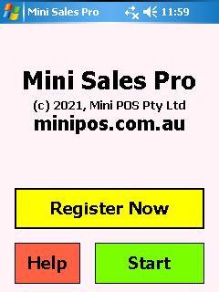 Mini Sales Pro