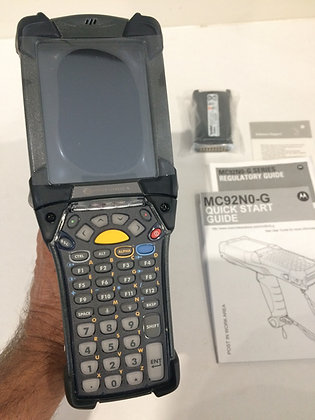 Zebra MC9200 + Cradle