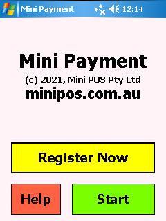 Mini Payment Sql