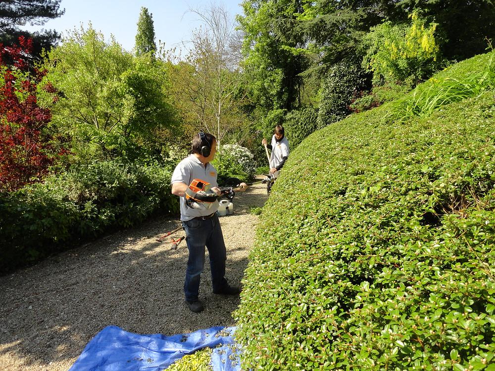 Jardinier Boulogne Billancourt