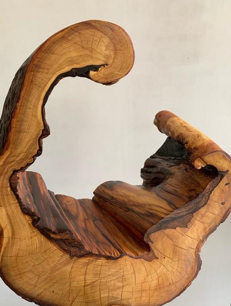 Valorisons le bois des abattages avec les artistes de Meudon (92)