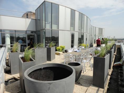 Aménagement de terrasse - Ile de France