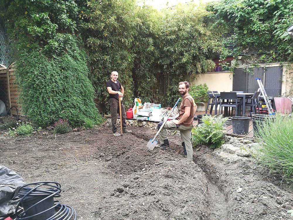 Jardinier Clamart