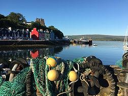 Buoys at Tobermory