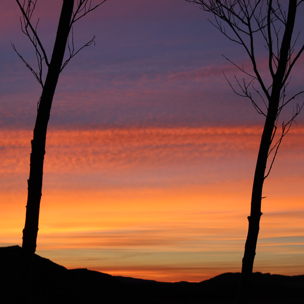 Crannich sunset