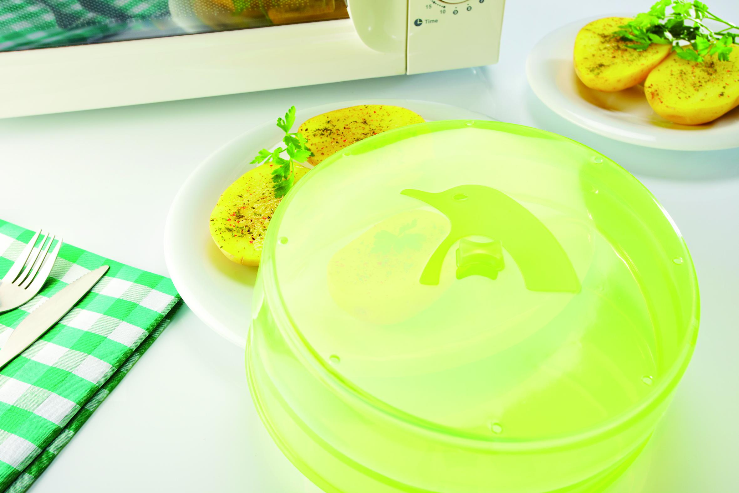 tapa verde de silicona Pinfi
