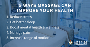 5 Ways Massage Can Improve Your Health