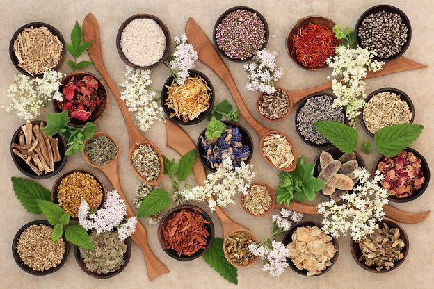 herbs and wooden spoons.jpg