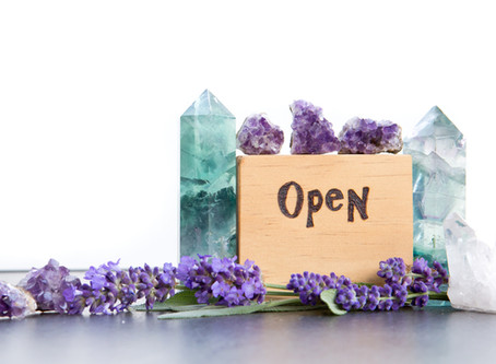 Our office is open in a modified way and July in office nutrition visits will begin 💜...