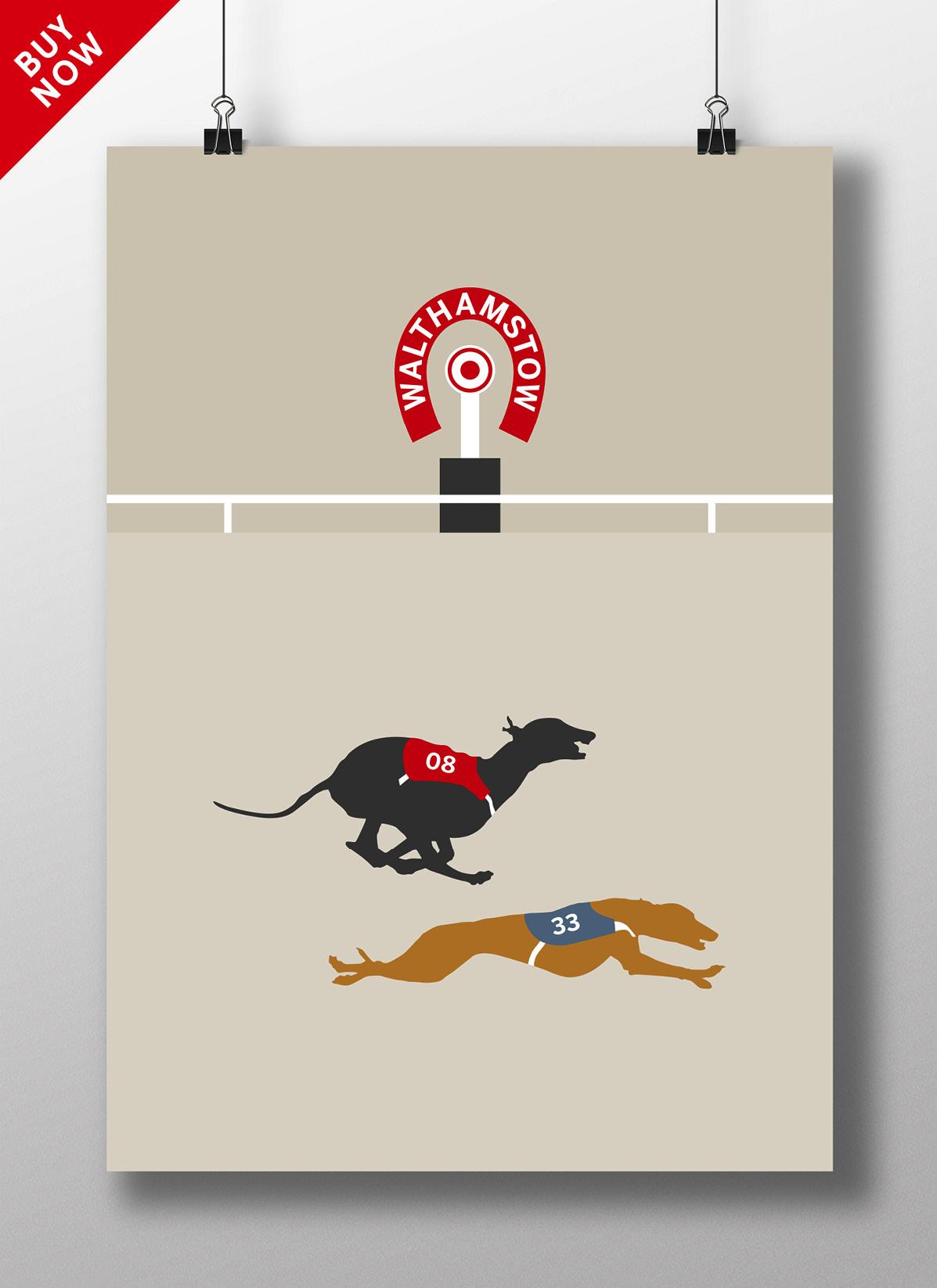 Walthamstow Dog Track