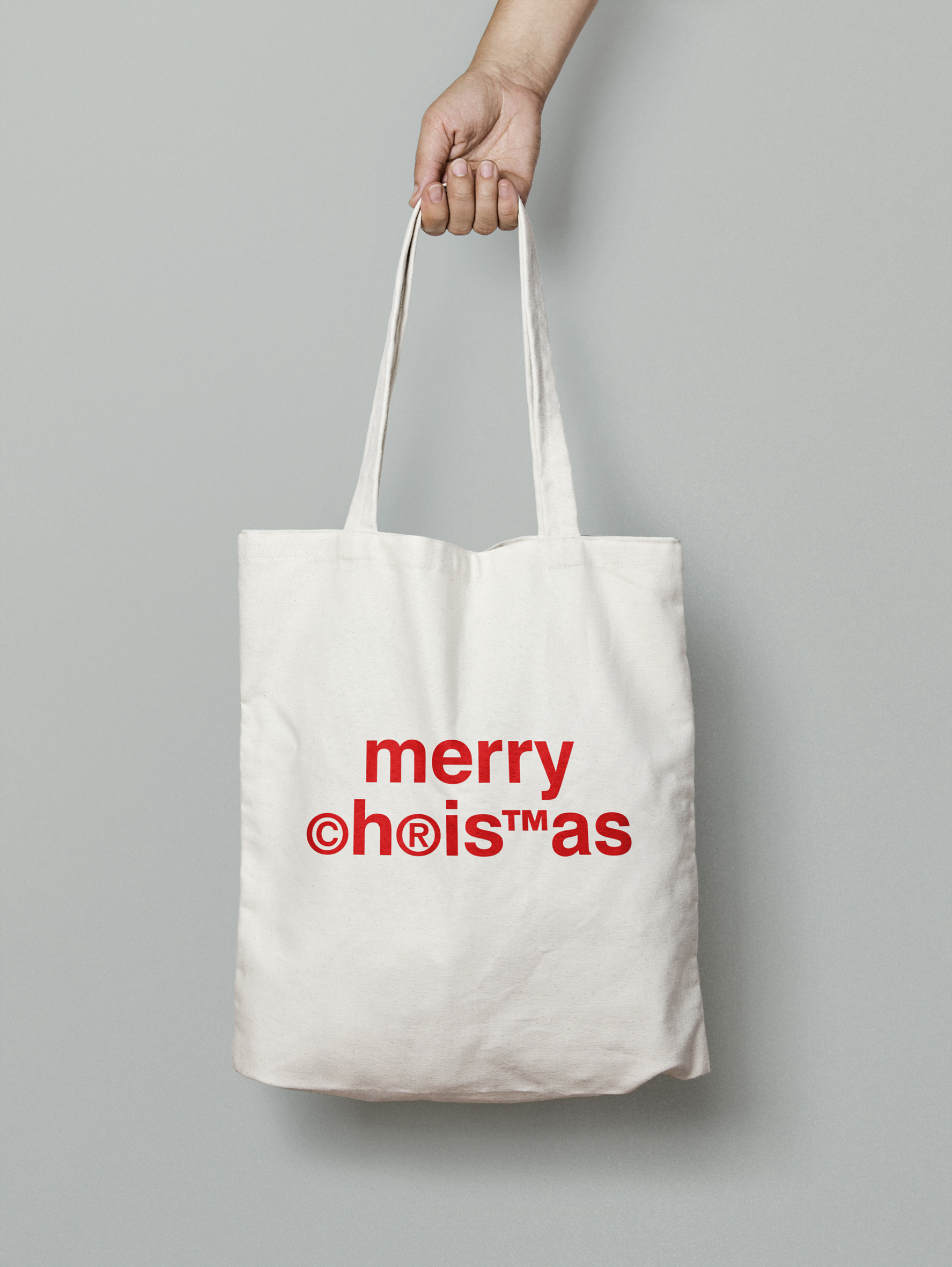 Christmas bag, Joe Windsor Design