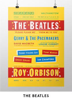 The Beatles, Walthamstow
