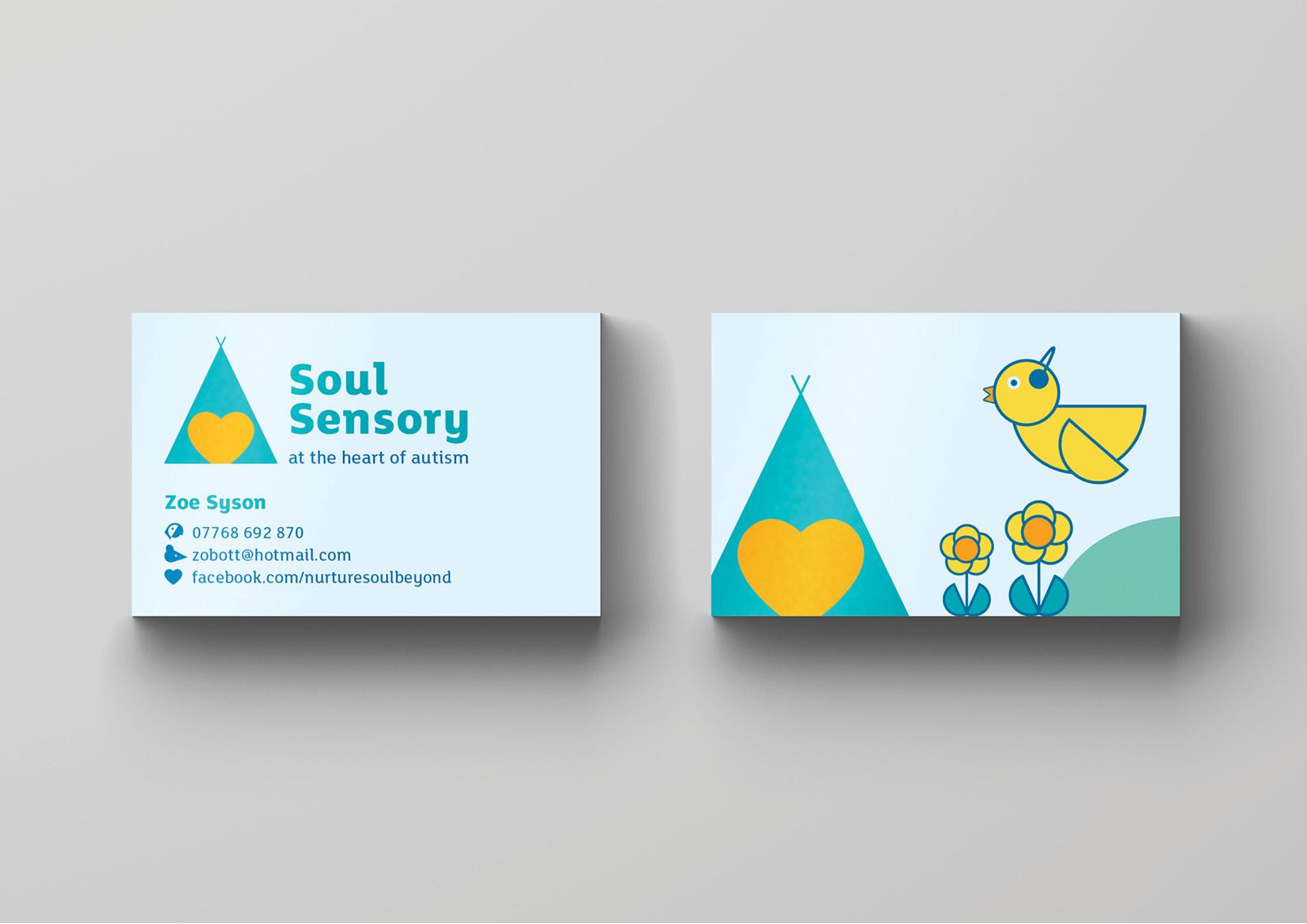 Soul Sensory, Joe