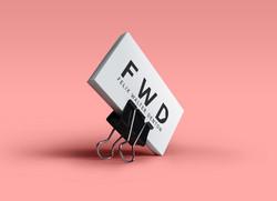 business card logo, Joe Windsor Desi