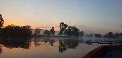 Myall River - dawn